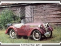 BMW 3/18PS Wartburg (DA1-4) with mid 1930s Ihle type 800 body