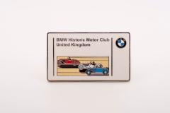 Radiator-badge-front