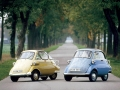 BMW Isetta 3 and 4 wheelers